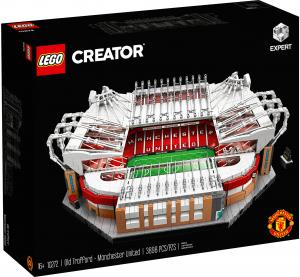 LEGO CREATOR OLD TRAFFORD - MANCHESTER UNITED 10272