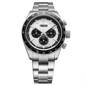 Orologio Fonderia -Saltspeeder grey silver bracelet