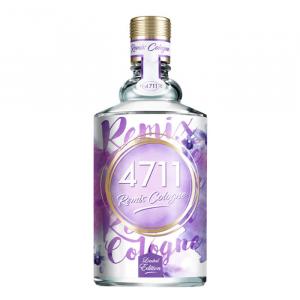 4711 Remix Cologne Lavender Eau De Cologne Spray 100ml