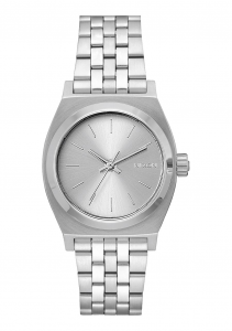 Orologio Nixon, Medium Time Teller All Silver 31mm
