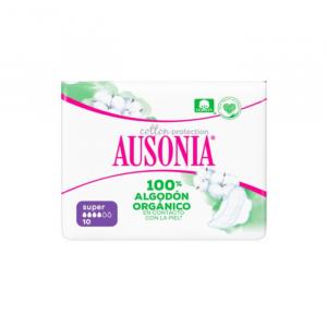 Ausonia Super Organic Proteggi 10 Unità