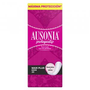 Ausonia Protegeslip Maxiplus Proteggi 20 Unità