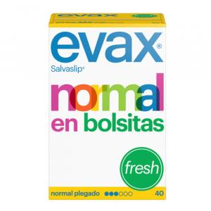 Evax  Fresh Fresh Pantyliners Small Bags 40 Unità