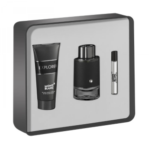 Montblanc Explorer Eau De Parfum Spray 100ml Set 3 Parti 2020