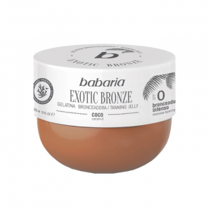 Babaria Exotic Bronze Tanning Jelly Coconut 300ml