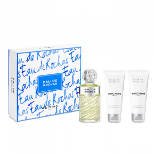 Rochas Eau De Rochas Eau De Toilette Spray 100ml Set 3 Parti 2020