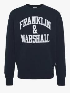 Felpa Franklin And Marshall Blu