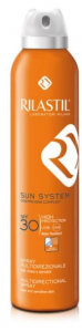 Rilastil Sun Sys ppt 30 spray multidirezionale 200ml