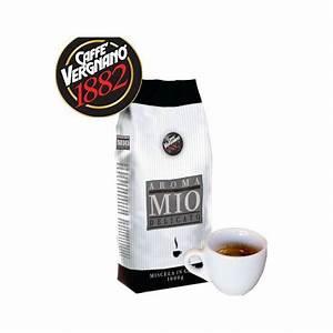 VERGNANO - CAFFE' MISCELA IN GRANI - AROMA MIO DELICATO GR.1000