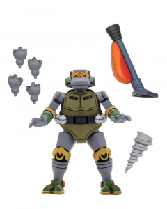 Teenage Mutant Ninja Turtles: Action Figure Animation Series - Wave 3 Metalhead