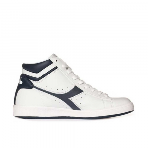 Diadora Game P High Navy da Uomo