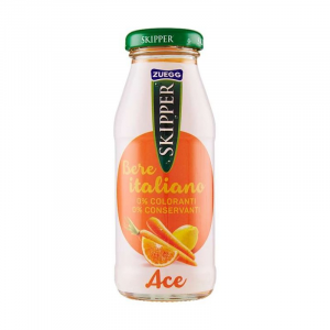 SKIPPER SUCCO ACE BOTT/VETRO 200ML