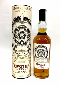 Games of Thrones : Whisky Clynelish Reserve -Serie limitata