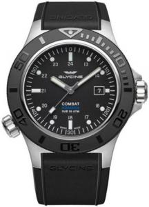 Orologio Glycine, Combat Sub Black Aquarius GL0039