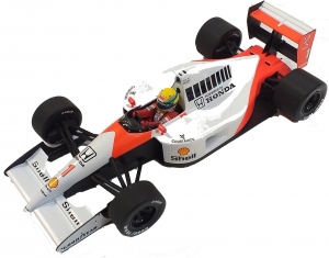 McLaren Honda MP4/6 Ayrton Senna V12 World Champion 1991 1/18