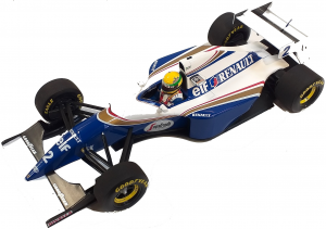 Williams Renault FW16 Pacific Gp Ayrton Senna 1994 1/18