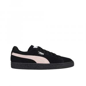 Puma Suede Classic Black/Pink da Donna