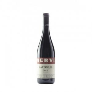 Gattinara Nervi 100% Nebbiolo docg 2016 cl.75