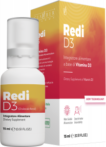 REDI D3 SPRAY  15 ml