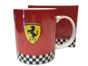 Scuderia Ferrari Red Mug