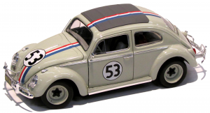 Volkswagen VW Beetle Herbie 1962 45th Anniversary 1/18