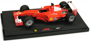 Ferrari F1 2000 Michael Schumacher Japan GP Elite 1/18