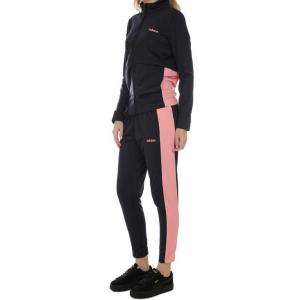 Adidas tuta Completa Navy/Pink da Donna