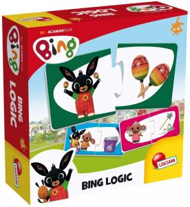 BING - Logic Puzzle