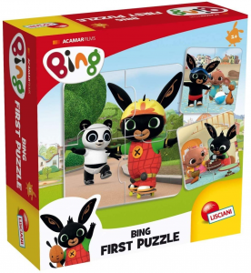 BING - First Puzzle