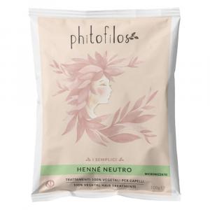 Henné Neutro 100 gr - Phitofilos