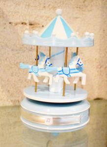 Giostrina Carillon Azzurra