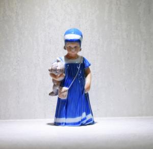 Royal Copenhagen Elsa con Orsacchiotto