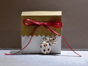 Scatolina Coccinelle (confetti vari gusti e tipologie)