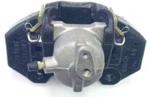 Pinza freni anteriore sinistra Fiat X1/9. A112 ABARTH, COMPLETA, ORIGINALE