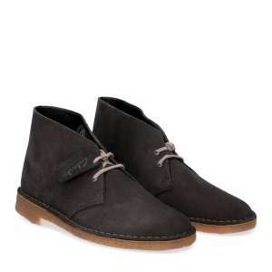 Clarks Original Desert Boot dark grey