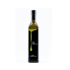 Antonello Cassarà Organic Extra Virgin Olive Oil  - 1 Bottle 0,50L