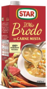 STAR BRODO PRONTO CARNE 1 LT