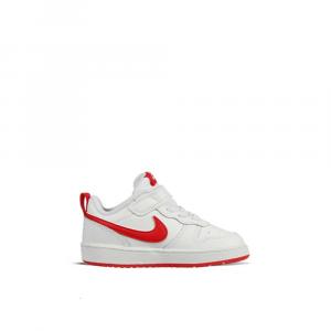 Nike Court Borough Low 2 Red Junior