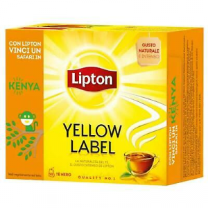 LIPTON THE 50 FILTRI