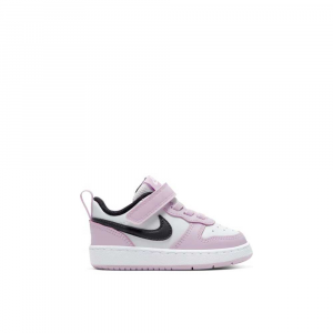 Nike Court Borough Low 2 Pink Junior