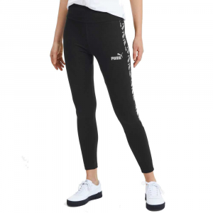 Puma Leggings Sportswear Black da Donna