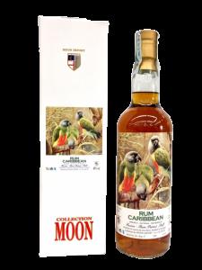 Rum Caribbean Fusion Jamaica Guyana Nicaragua Collezione Moon Import