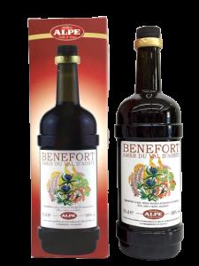 Amaro Benefort - Distilleria Alpe - Hone (AO)