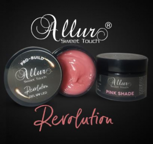 Allur - Pro-Build Gel 50ml - Disponibile in 9 Colorazioni