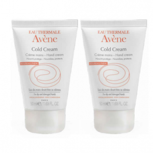 Avene Pack Cold Cream Crema Mani2x50ml