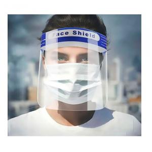 Visera Schermo Protettivo Facciale Trasparente