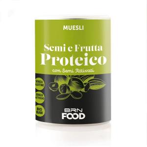 Muesli Semi e Frutta Proteico