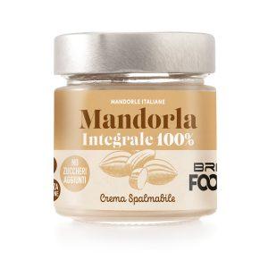 Crema Spalmabile Mandorla Integrale 100%