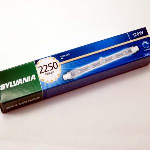Lampada per faretto lunga da 120w Sylvania