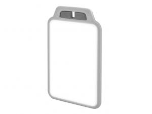 Tagliere plastica 30x18 anitbatterico